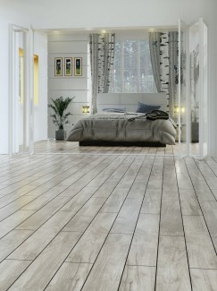 Atelier Teak Wood Effect Floor Tiles 900x150(mm)