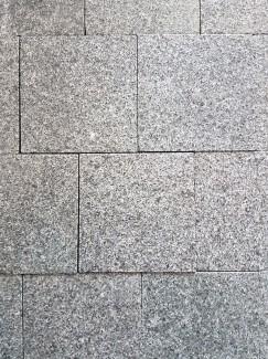 Dark Grey Sawn Driveway Granite Setts - Block Paving