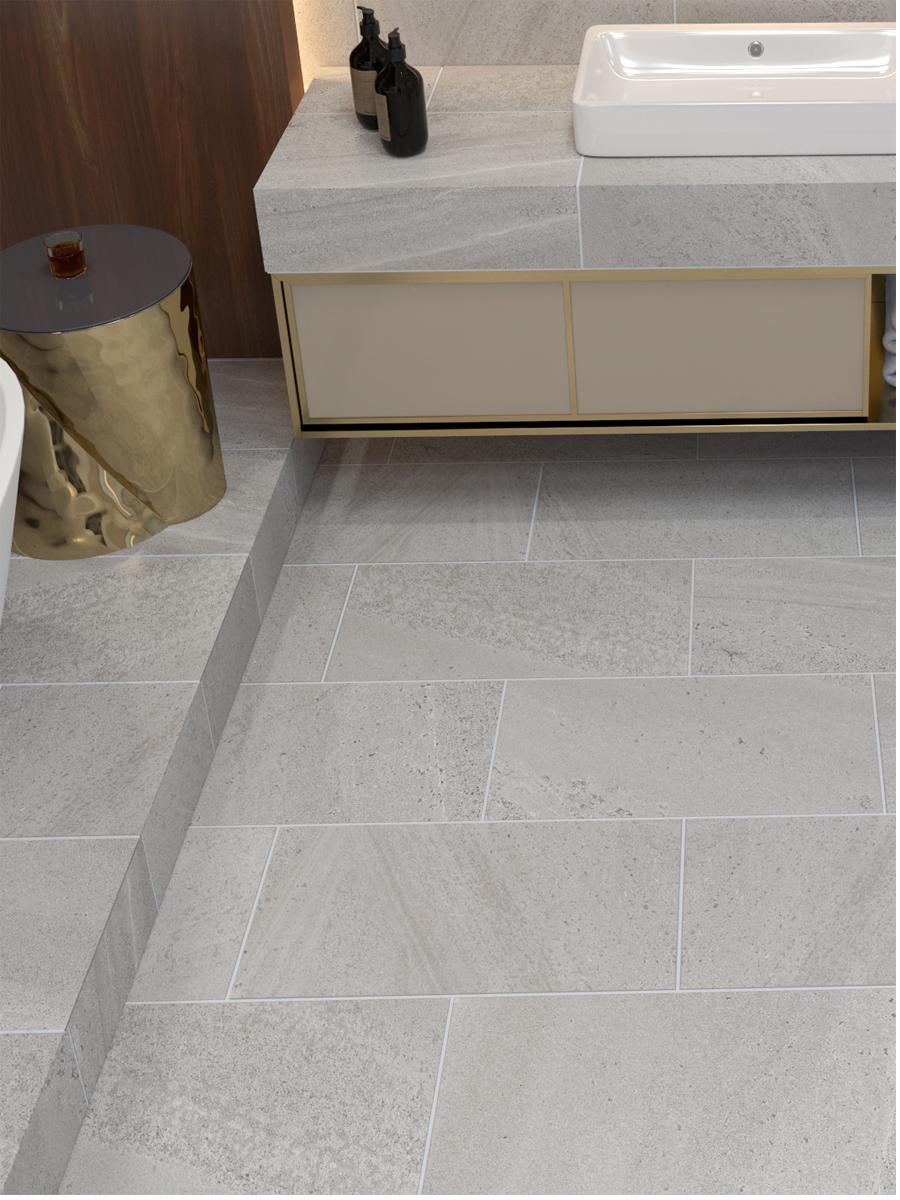Dublin Gris Indoor Wall & Floor Tile - 600x300(mm)