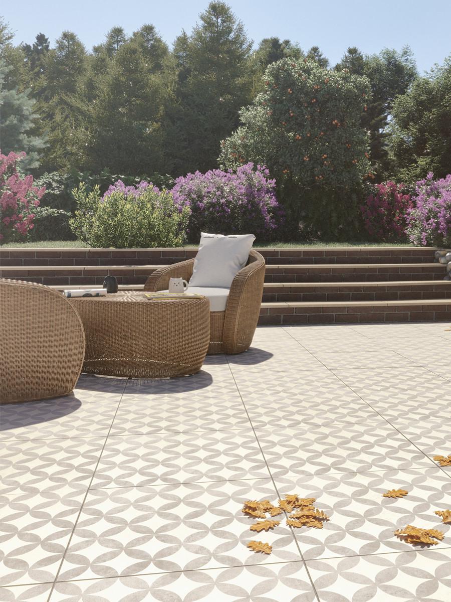 Eclipse Decor Outdoor Porcelain Paving Slabs - 600x600 Pack