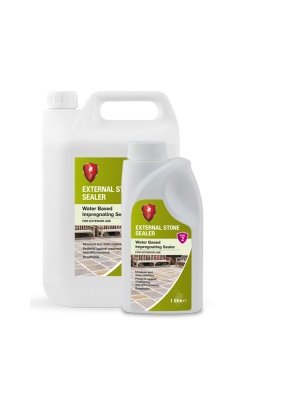 LTP Waterbased External Stone Sealer For Natural Stone Slabs / Tiles - 5 Litres