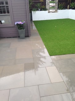 Harvest Smooth & Sawn Sandstone Paving - 900x600 Pack