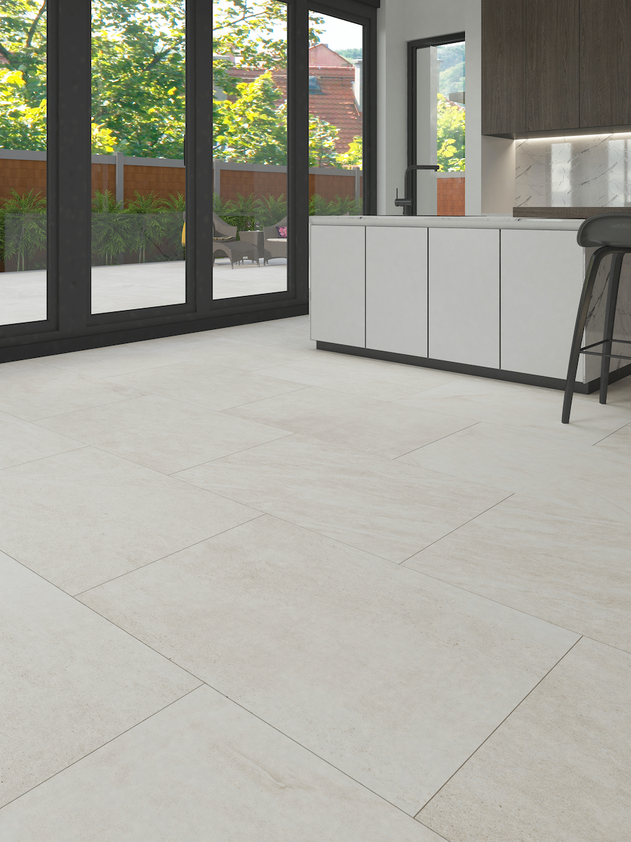 Idemo Beige Indoor Floor & Wall Tiles - 900x600 (mm)