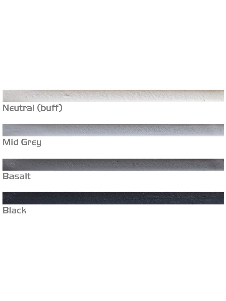 Pro Joint Porcelain Grout Flexible & High Strength Porcelain Paving Grout - 20kg Tub (Black)