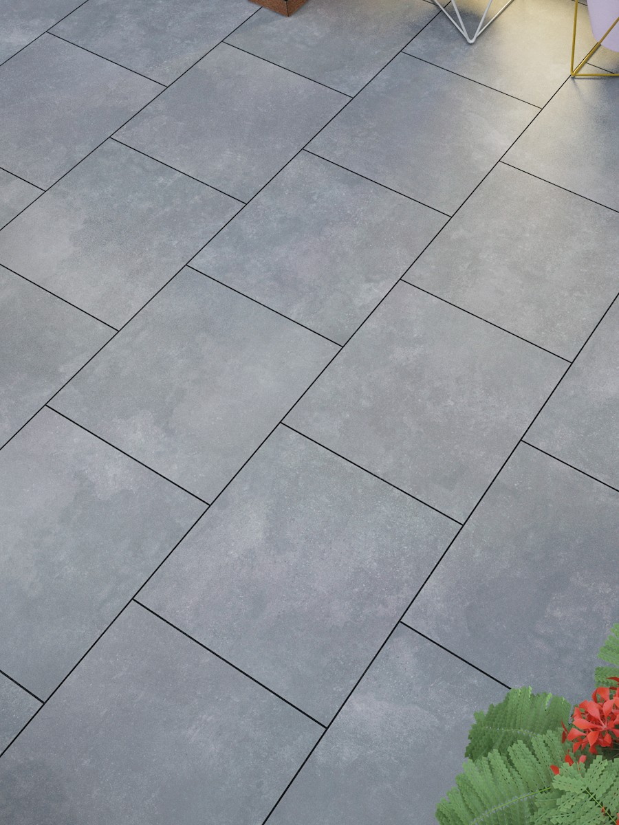 Parma Perla Virtue Vitrified Porcelain Paving slabs - 600x600 pack