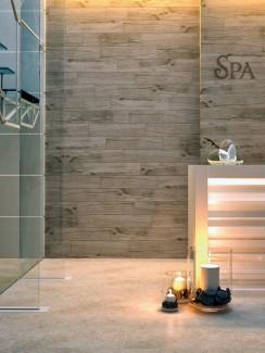 Picasso Vizon Wood Effect Porcelain Tiles - 600x150x8.5