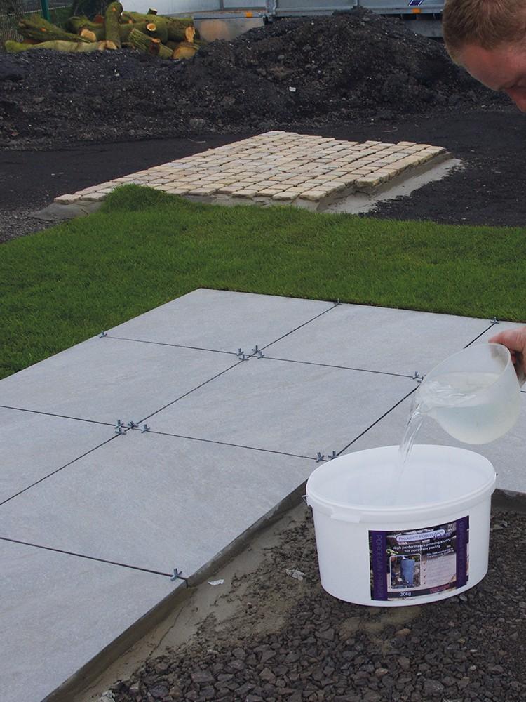 Pro Joint Porcelain Primer High Performance Priming Slurry for Porcelain Paving - 20kg