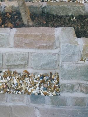 Raj Green Vintage Natural Sandstone Walling - 5.70m2 Pack