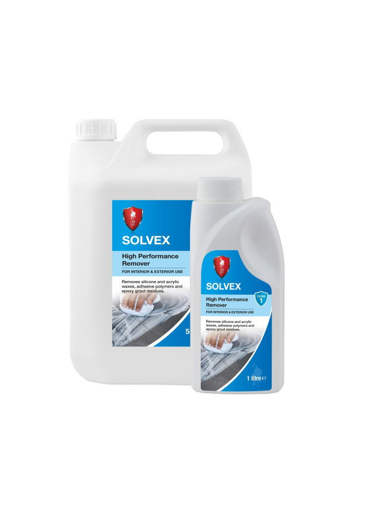 LTP Solvex Intensive Cleaner For Interior & Exterior Use - 3 Litres Pack