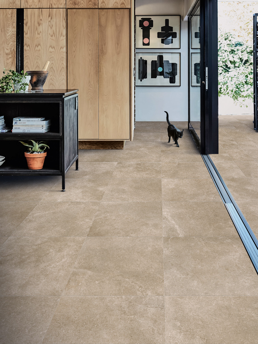 Stream Beige Indoor Wall & Floor Tiles - 600x600(mm)